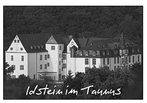 Idstein im Taunus (Tischaufsteller DIN A5 quer): Ein Stadtrundgang durch die historische Fachwerkwerkstadt in Schwarz-Weiss Bildern (Tischaufsteller, ... [Taschenbuch] [Sep 18, 2013] Wolf, Gerald