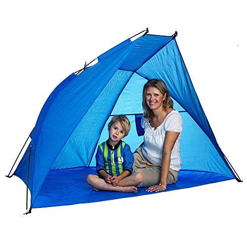 Safetots Strandzelt für Kinder, Sonnenschutz, UV-Schutz, für den Garten