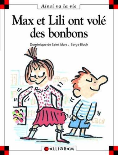 Max et Lili ont volé des bonbons