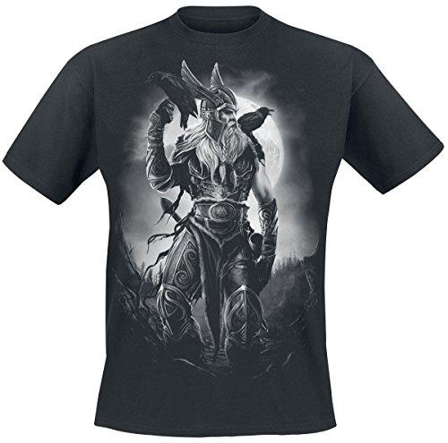 Toxic Angel Odin T-Shirt Schwarz M (Angels La T-shirt)