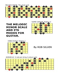 The Melodic Minor Scale and its Modes for Guitar (Basic Scale Guides for Guitar) (Volume 3) by Rob Silver (2014-11-23)