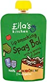 Ella's Kitchen Stage 2 from 7 Months Organic Spaghetti Bolognese 130 g (Pack of 6)