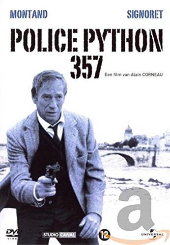 DVD POLICE PYTHON 357