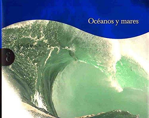 Continente azul: Océanos y mares: Vol.1 por VVAA