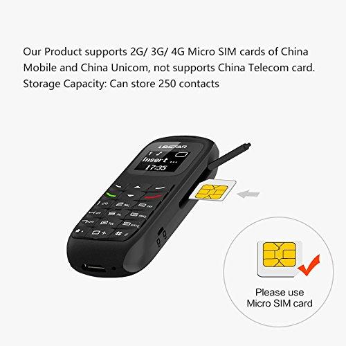 Docooler Mini Smart Business BT Auricular Tel  fono GSM para iPhone 7 Plus Samsung S8   Xiaomi 6 Huawei P10 LG HTC LG Smartphone iPadTablet Phone
