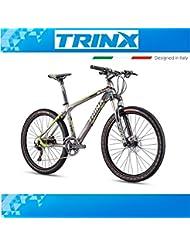 'Mountain Bike trinx x7t profesional 26MTB Shimano Deore XT 30marchas Hydraulic Disc nuevo bicicleta mountain bike aluminio Hardtail trinx X-Treme.