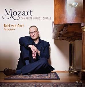 Mozart: Complete Piano Sonatas by Bart van Oort [Music CD]
