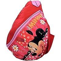 Disney Minnie Maus Rucksack Umhängetasche 28 x 22cm Frühstückstasche preisvergleich bei kinderzimmerdekopreise.eu