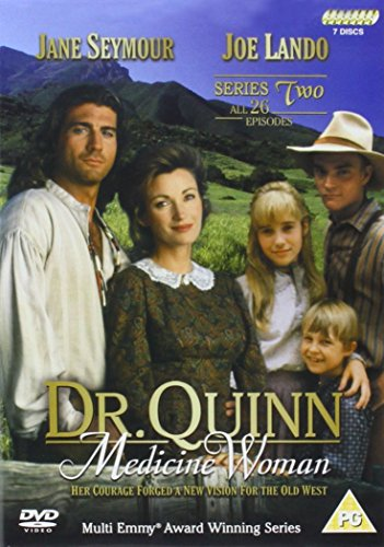 Medicine Woman - Series 2 - Complete