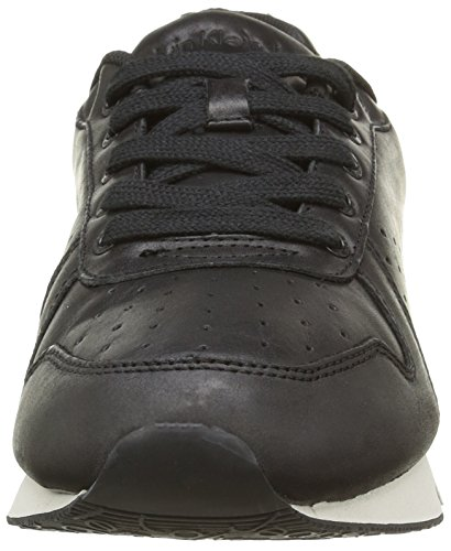 Calvin Klein Jeans Joshuah Baby Calf, Baskets Homme Noir (Blk)