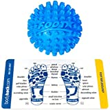 Body Back Company's Footstar Bola de Masaje - El Dolor y El Espasmo del Mitigador - Tratamiento de la Fascitis Plantar