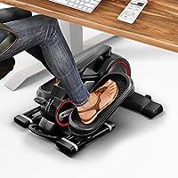 Preisvergleich für Gesundheit am Arbeitsplatz – Premium Mini Heimtrainer mit App, Crosstrainer mit 8fach kugelgelagertem Doppelschienensystem Deskfit DFX100 für Bewegung & Fitness im Alltag & zuhause, kein höhenverstellbarer Schreibtisch nötig, Büro Fit unter dem Tisch, Ped