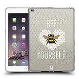 Head Case Designs Bienenwabe Bienen Soft Gel Hülle für iPad Air 2 (2014)