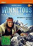 Winnetous Rückkehr / Der komplette Zweiteiler (Pidax Western-Klassiker) [2 DVDs] -