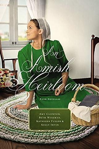 An Amish Heirloom: A Legacy of Love, The Cedar Chest,