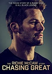 Chasing Great: The Richie McCaw Story [DVD]