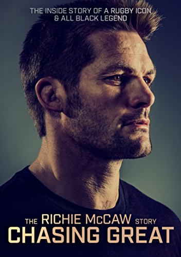 Price comparison product image Chasing Great: The Richie McCaw Story [DVD]
