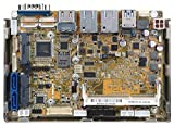 (DMC Taiwan) 3.5 Inches SBC Supports Intel Celeron Quad-Core Processor N3160 Up to 2.24 GHz (6W) with Dual HDMI And LVDS, Dual PCIe Gbe, PCIe Mini, USB 3.0, SATA 6Gb/S, mSATA, Com, Audio And RoHS