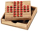 Wooden Solitaire by Monkey Pod Games