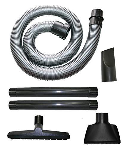 Starmix 44309 Staubsaugerzubehör ST (achtteiliges Set, Standardzubehör Haushalt und Hobby, 49 mm System)