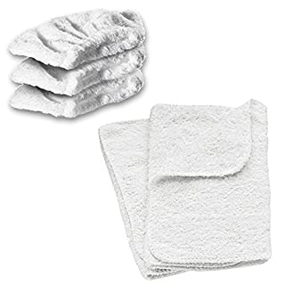 First4spares Cloth Pads for Karcher Steam Cleaners