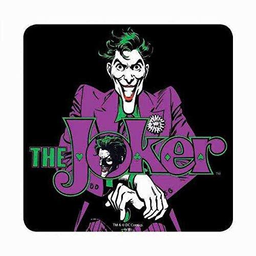 Batman Coaster Joker Case (6) Half Moon Bicchieri Boccali