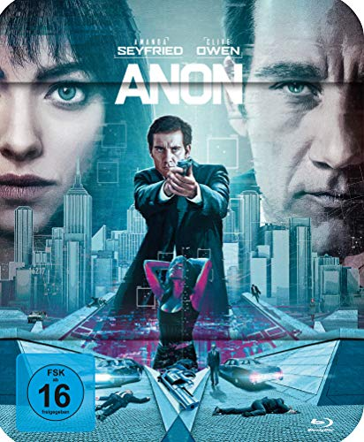 Anon - Steelbook [Blu-ray]