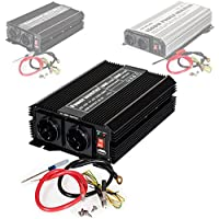 TecTake Power Inverter Modificata onda 12 V / 220 V 1000W 2000W 3000W - modelli differenti - (Tipo1 (No. 400976))