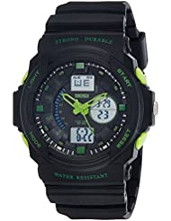 Upto 85% Off On Skmei Chronograph Analogue Digital Sport Men's Watches low price image 3