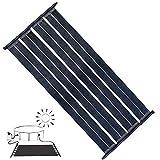 Melko Poolheizung 2 X 605x80CM Schwimmbad Heizung Solarpanel Solarabsorber Solar