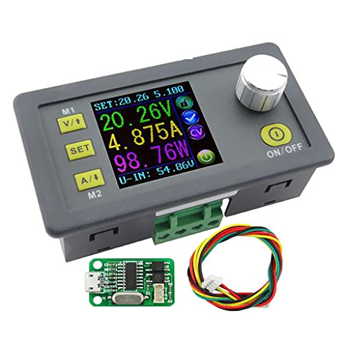 Shiwaki DPS5005 Einstellbares Stromversorgungsmodul Digitales Stromversorgungsmodul Mit Step Down Board