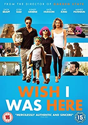 Wish I Was Here [DVD] by Zach Braff