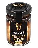 Guinness-Vollkornsenf mit dem wunderbaren Geschmack von Guinness-Bier, 100 g