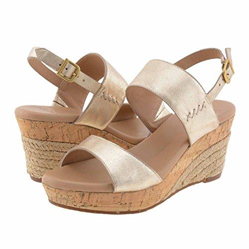 UGG Australia Femmes Sandales Compensées