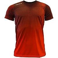 Luanvi Edición Limitada Camiseta técnica Binary, Hombre, Rojo, L (52-70cm)