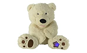 Snow&Stella TTSS01AMZUKSPIN Interactive Plush Bear