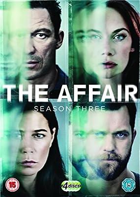 The Affair Season 3 [DVD] [2017]