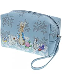Beatrix Potter - Bolsa de aseo  azul azul