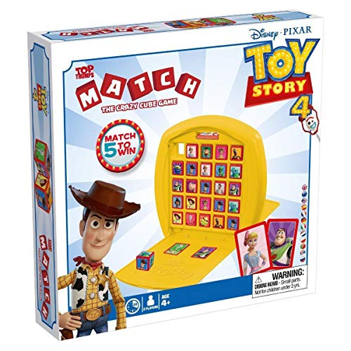 Toy Story 4 Top Trumps Match Boa...