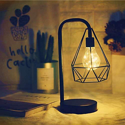 LIANG Iluminación Loft Vintage Industrial Tubería