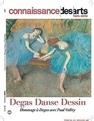 Degas Danse Dessin : Hommage à Degas avec Paul Valéry par  Connaissance des arts