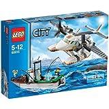 Lego City - 60015 - L'Avion des Garde-Côtes (Import Royaume-Uni)