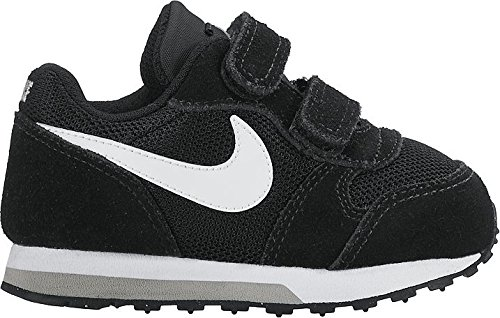 Nike MD Runner 2 (TDV) - Zapatillas infantil, Negro (Black / White...
