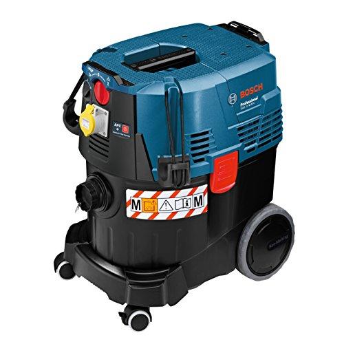 Bosch Professional GAS 35 M AFC Nass-und Trockensauger, 35 L Behältervolumen, automatische Filterreinigung, Staubklasse M, 06019C3100