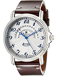 Charles-Hubert Paris Men&Apos;S Stainless Steel Quartz Watch