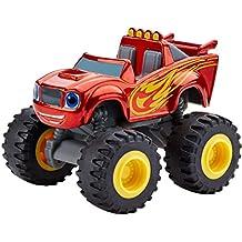 Fisher-Price Blaze and the Monster Machines Diecast Vehículo - Metálico BLAZE