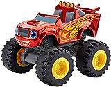 Fisher-Price Blaze und die Monster-Maschinen, Monster-Truck-Fahrzeug, DLH21, Metallic Blaze