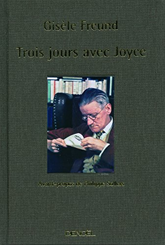 Trois jours avec Joyce