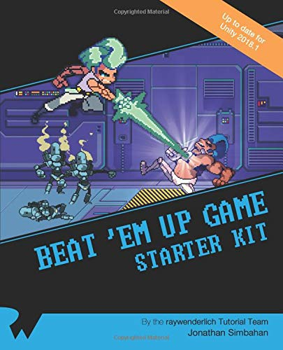 Beat 'Em Up Game Starter Kit
