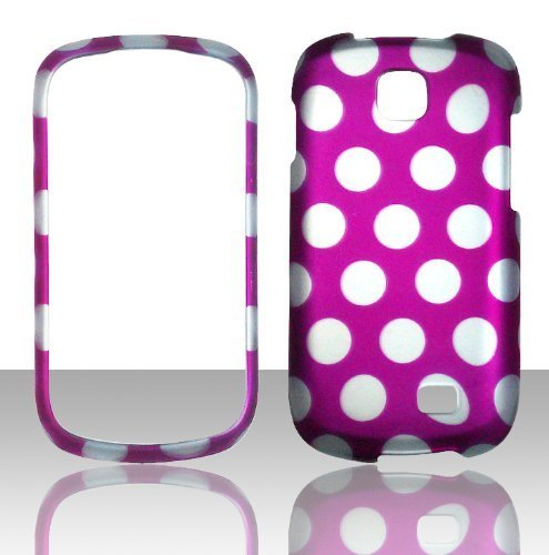 2d-pink-polkadots-samsung-galaxy-appeal-i827-at-t-galaxy-ace-q-telus-schutzhulle-cover-snap-on-cover